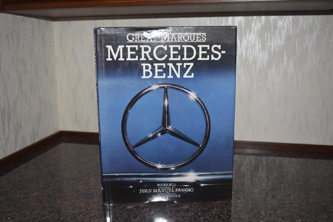 Great Marques Mercedes-Benz by Roger Bell
