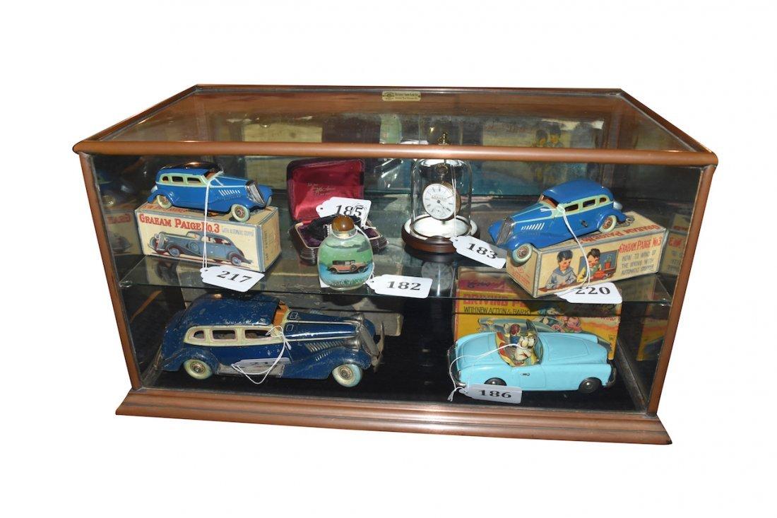 Detroit Show Case Co. Table Top Display Case