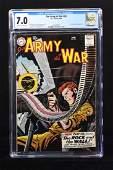 Our Army at War #83 (DC Comics, 1959) CGC 7.0