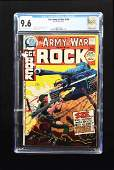 1972 Our Army at War #244 CGC 9.6
