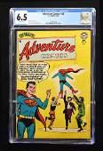1953 Adventure Comic #193 CGC 6.5