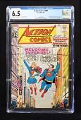 1962 Action Comics #285 CGC 6.5