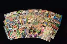 59 The Incredible Hulk Marvel Comic Books