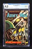 Our Army at War #11 (DC Comics, 1953) CGC 4.5