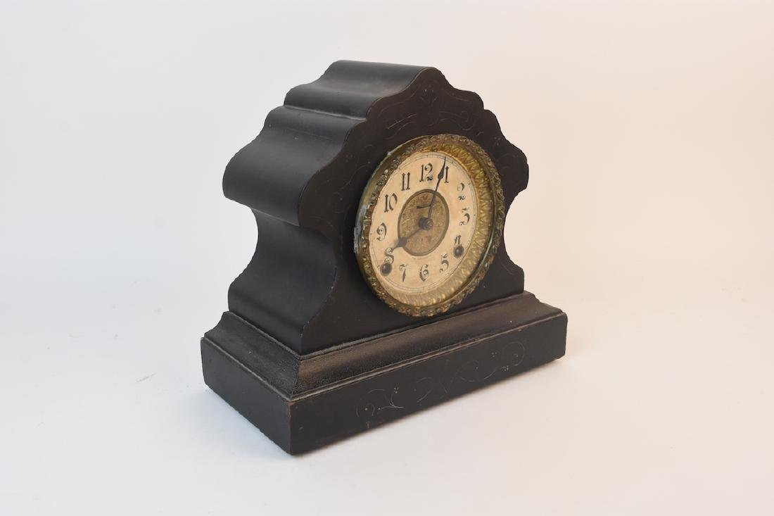 E. Ingraham 8 Day Mantel Clock - 4