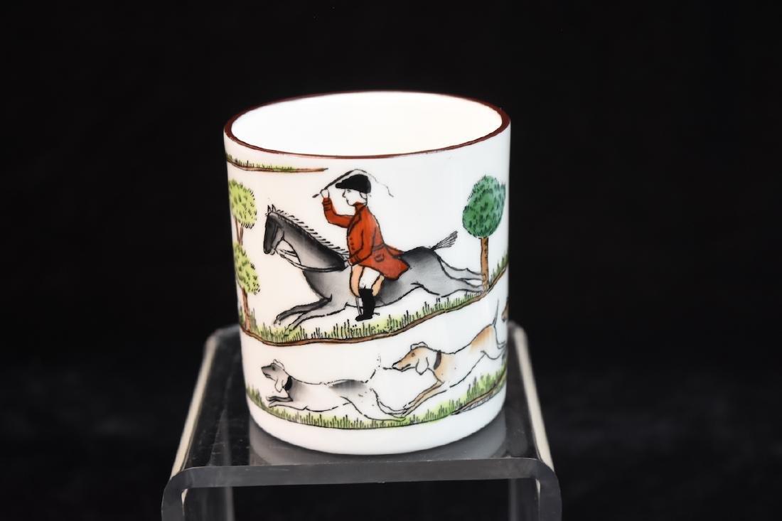 Staffordshire English Bone China Tea Set - 8