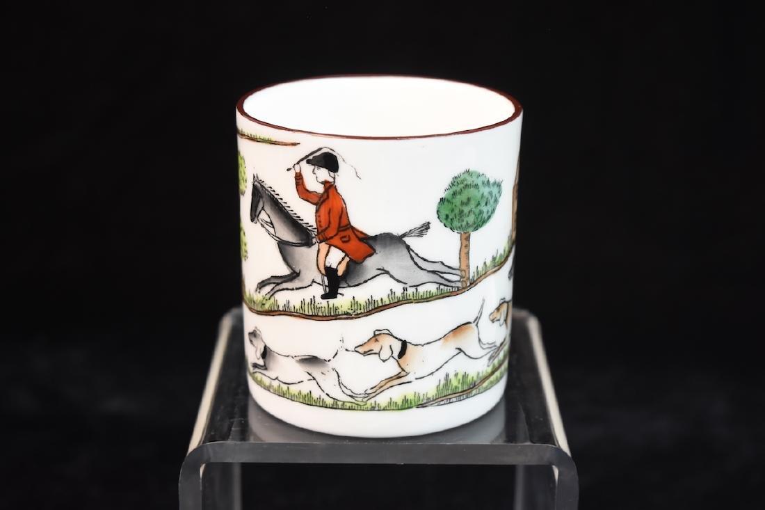 Staffordshire English Bone China Tea Set - 9