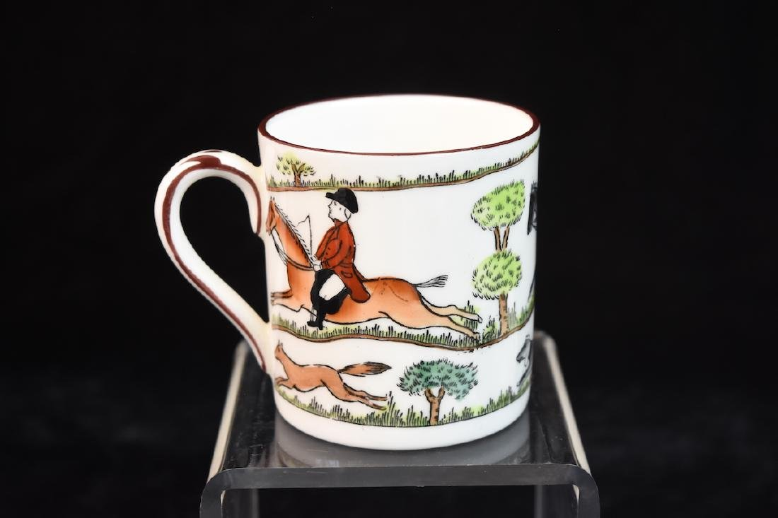 Staffordshire English Bone China Tea Set - 10