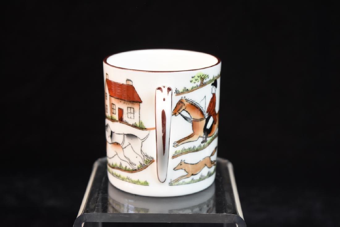 Staffordshire English Bone China Tea Set - 11