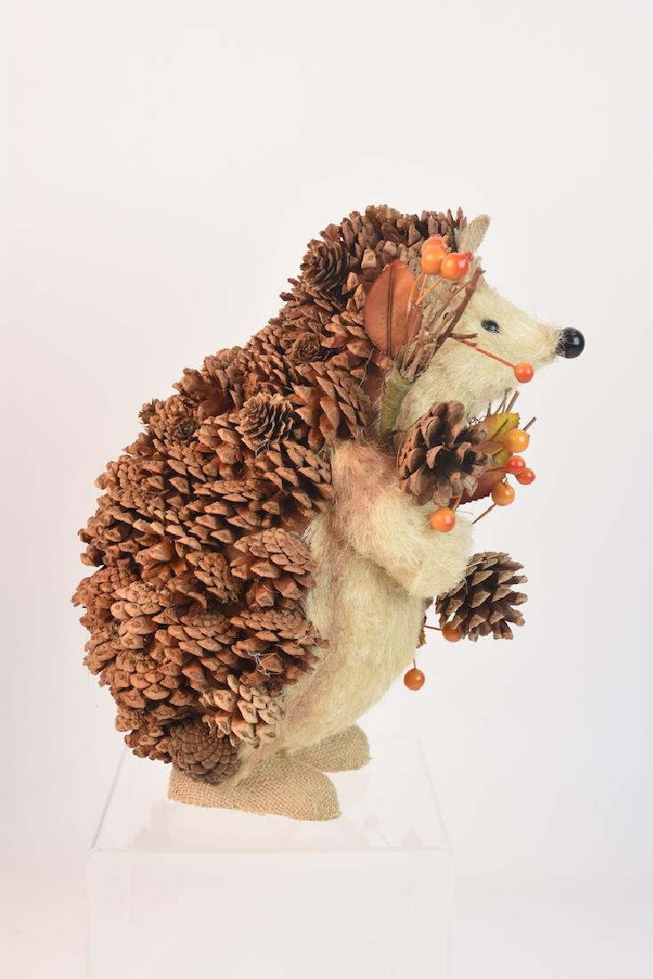 Collection of Natural Straw Woodland Creatures - 8