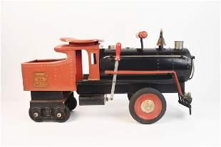 Keystone RR 6400 RideOn Engine Toy