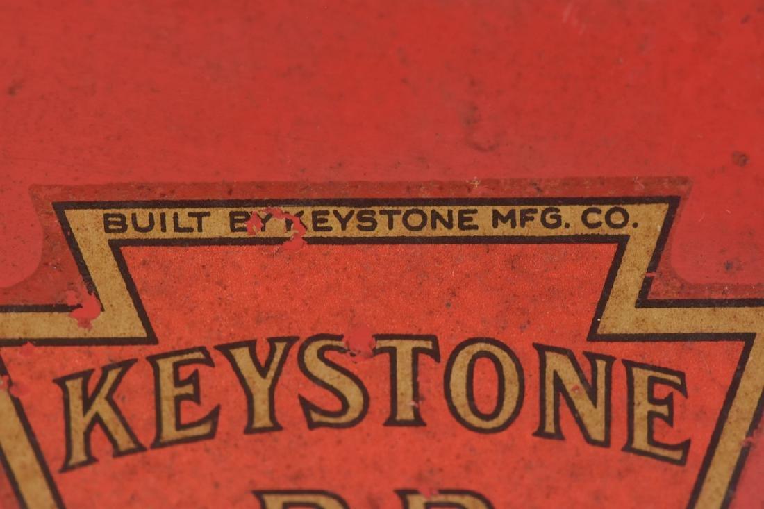 Keystone R.R. 6400 Ride-On Engine Toy - 5