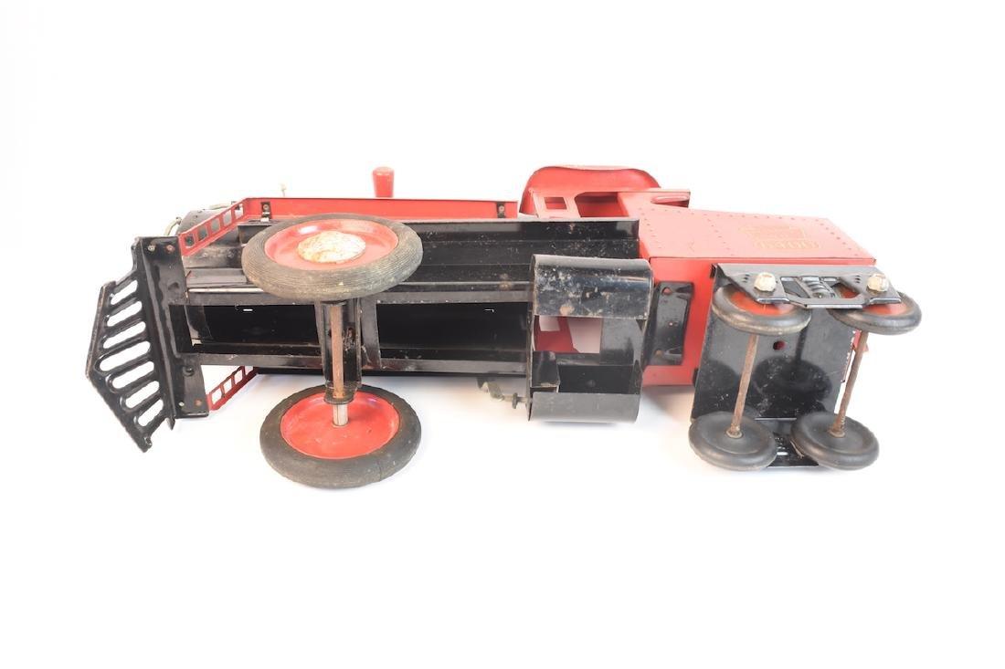 Keystone R.R. 6400 Ride-On Engine Toy - 8