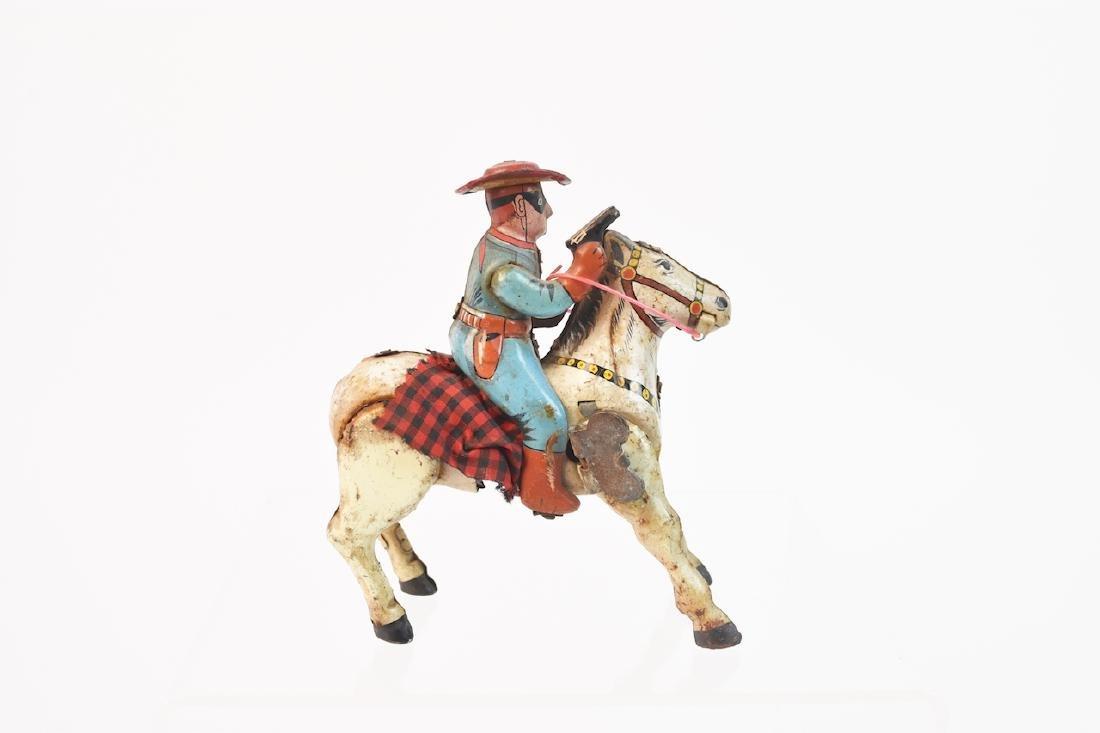 Vintage Tin-litho Wind-up Children Toys - 5