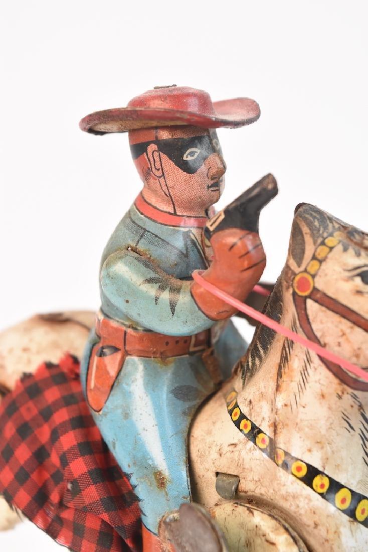 Vintage Tin-litho Wind-up Children Toys - 7