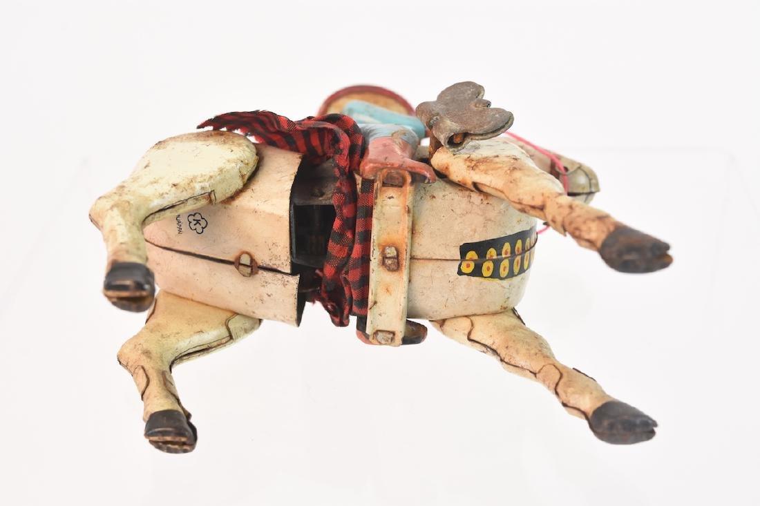 Vintage Tin-litho Wind-up Children Toys - 8