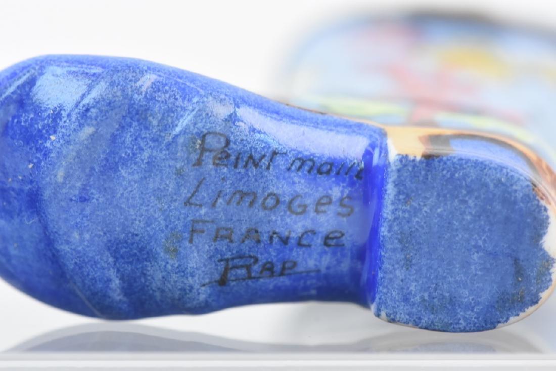 (2) Limoges Porcelain Pill Boxes - 9