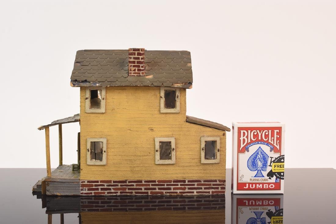 1:48 Scale Assembled 2-Story House - 11