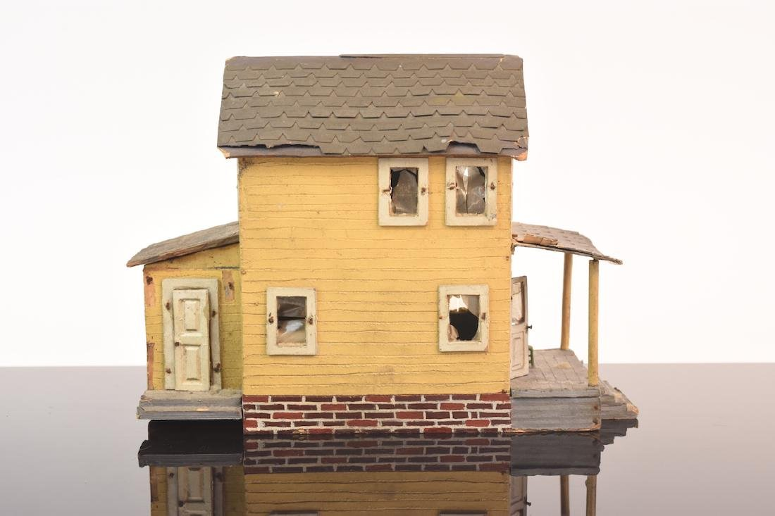 1:48 Scale Assembled 2-Story House - 5