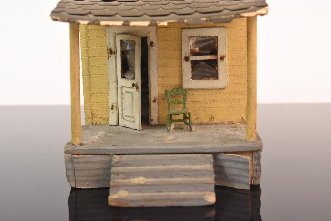 1:48 Scale Assembled 2-Story House - 7