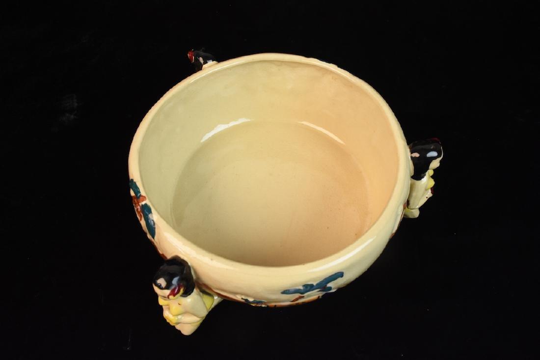 Vintage Trader Vic's Hawaiian Scorpion Bowl - 5