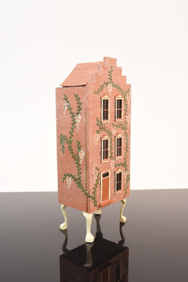 1:48 Scale Assembled & Painted Doll House - 2