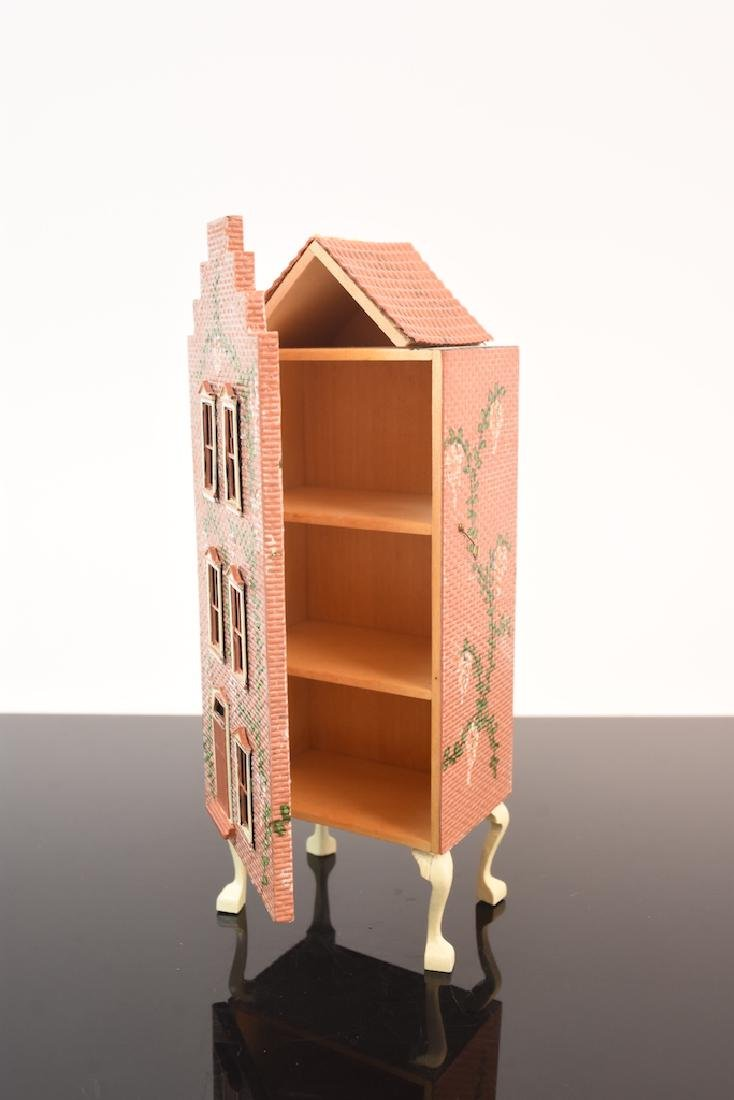 1:48 Scale Assembled & Painted Doll House - 4