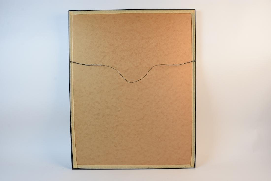 Bernard Buffet Print of Staten Island, NY, SLR - 6