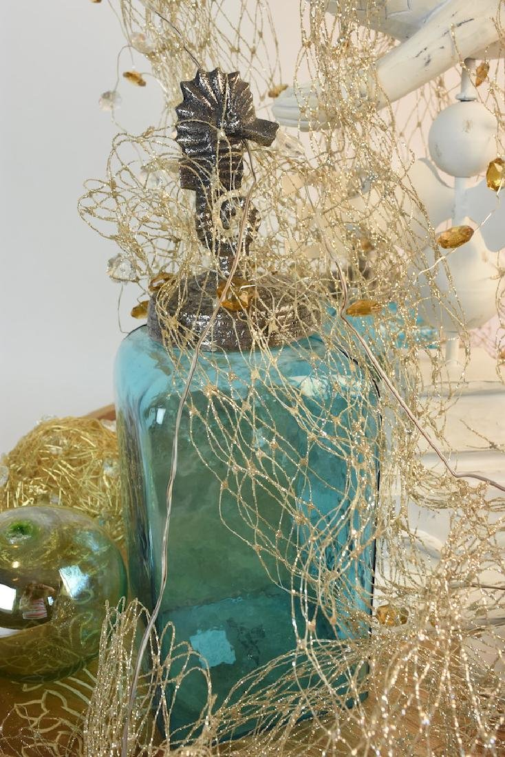 Gorgeous Under The Sea Centerpiece Display - 2