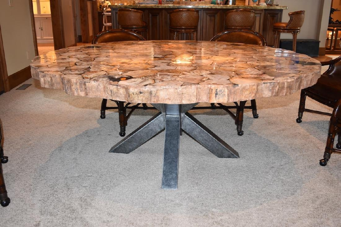 "72"" Petra Dining Room Table from Arhaus Furniture - 2"