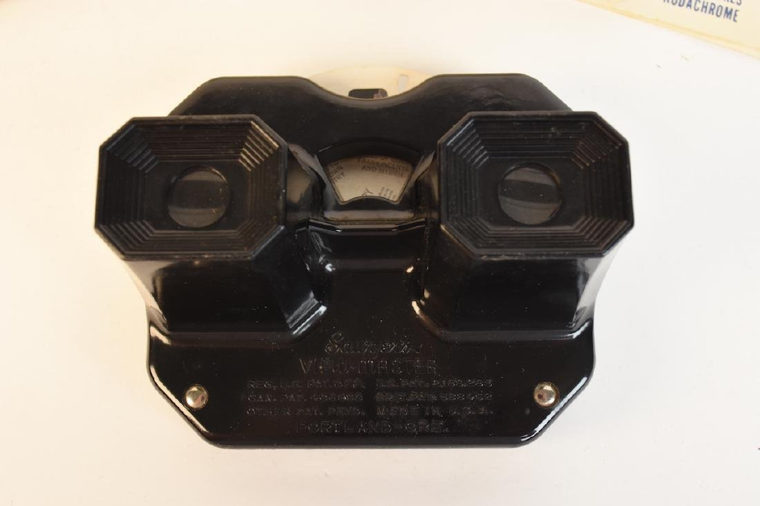 Vintage Sawyer's View Master With Reels - 3
