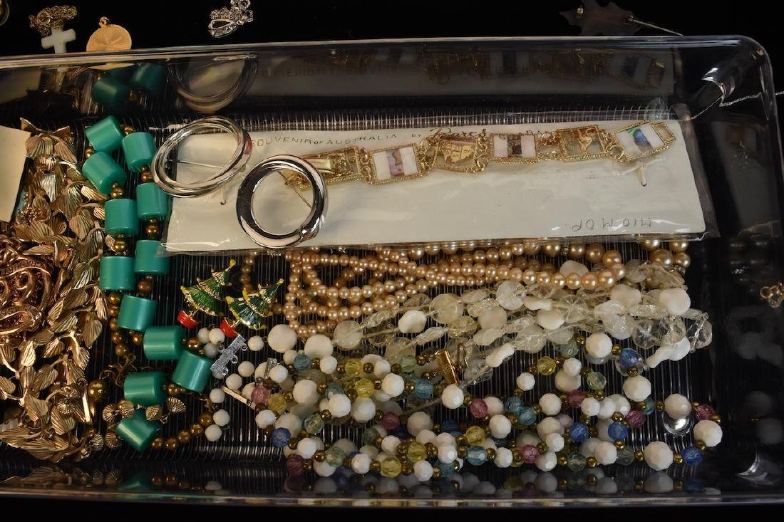 Costume Jewelry, Several Designer Signed Pieces - 11