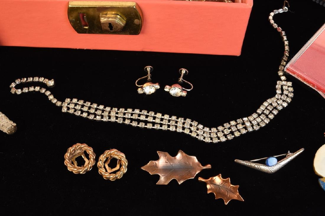 Costume Jewelry, Several Designer Signed Pieces - 2