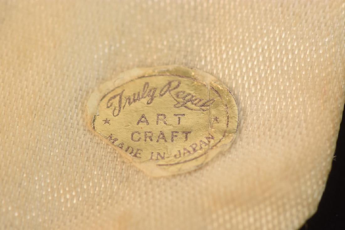Vintage Sharonee Beaded Purse and Collar - 6
