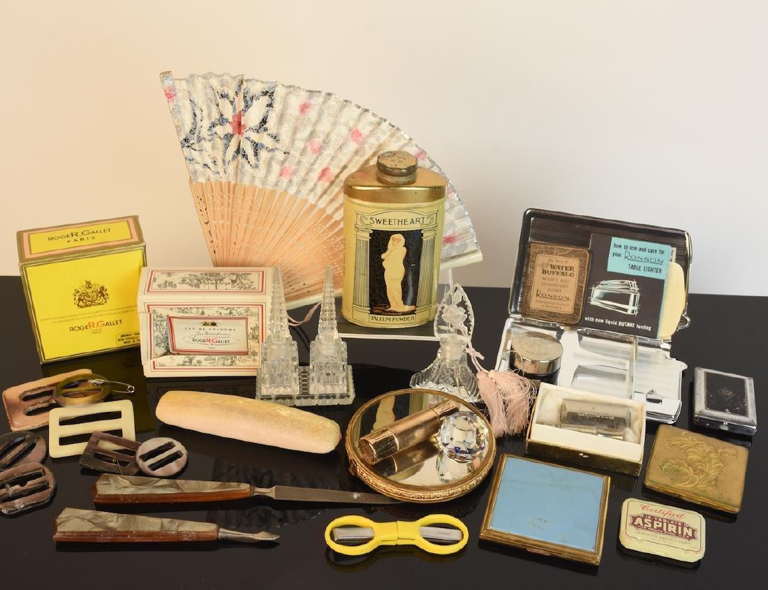 Vintage Dressing Room Accessories