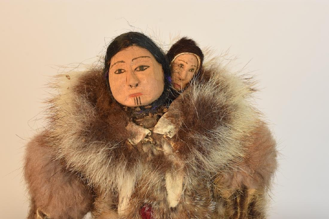 Ethel Washington Alaskan Eskimo Inuit Doll? - 2