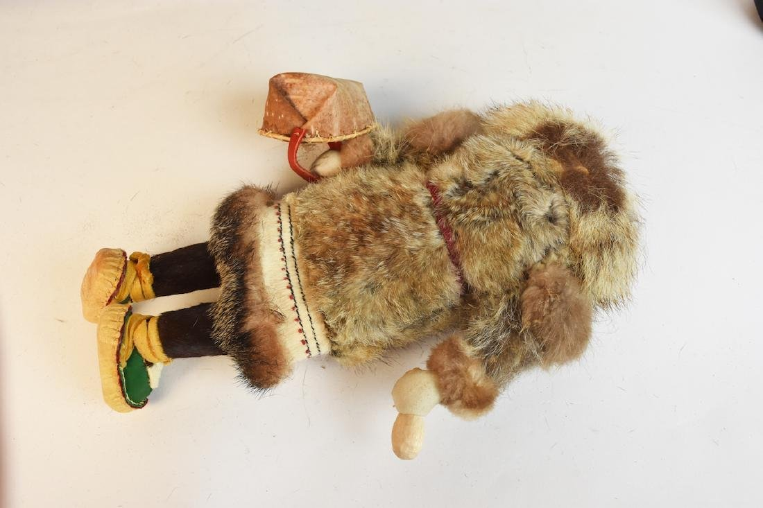 Ethel Washington Alaskan Eskimo Inuit Doll? - 3