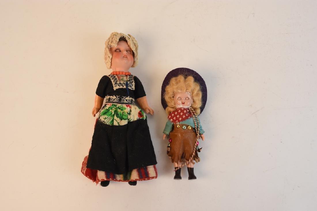 (2) Vintage Dolls - 2