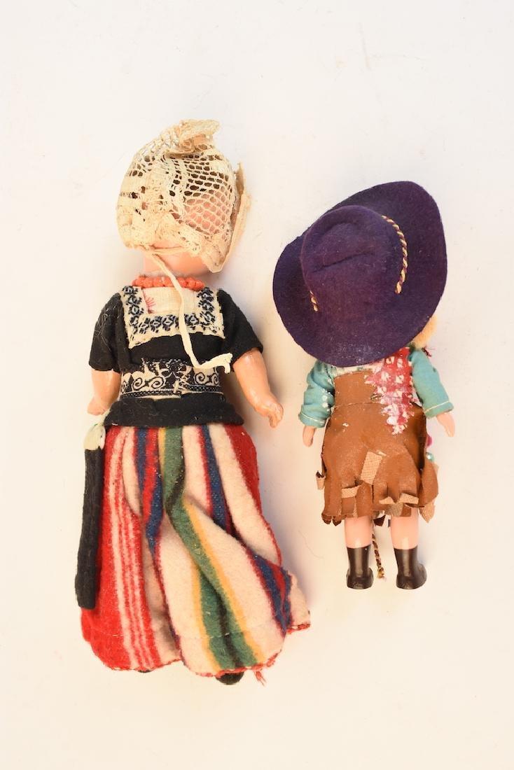(2) Vintage Dolls - 3