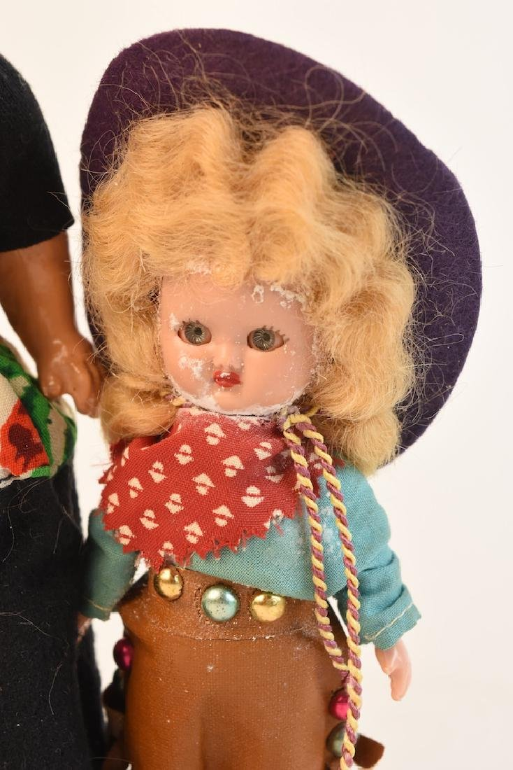 (2) Vintage Dolls - 4