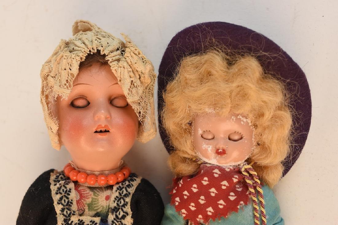 (2) Vintage Dolls - 5