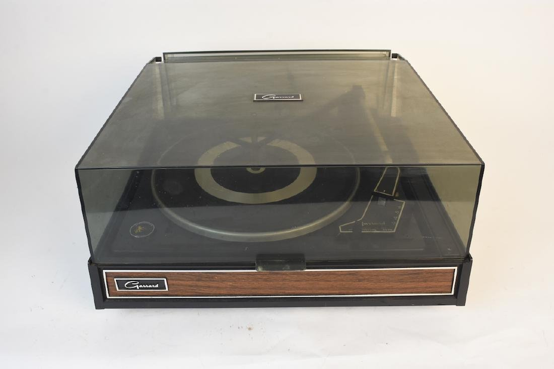 Garrard SL 55B Synchro Lab Vinyl Turntable