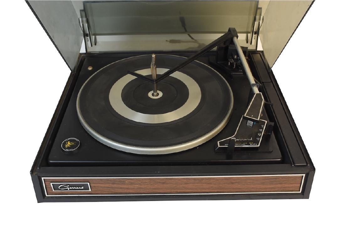 Garrard SL 55B Synchro Lab Vinyl Turntable - 2