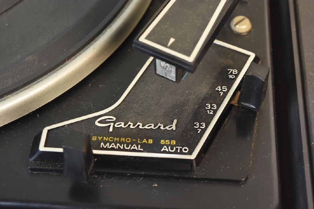 Garrard SL 55B Synchro Lab Vinyl Turntable - 4
