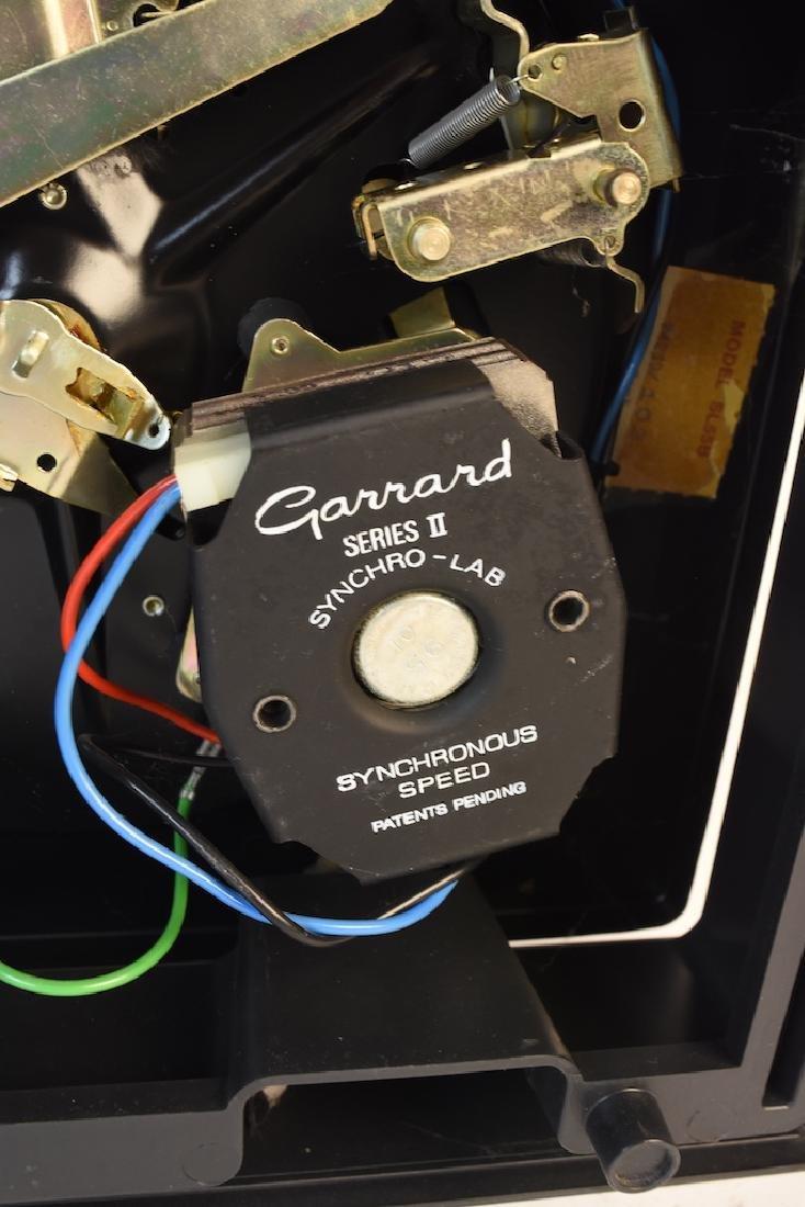 Garrard SL 55B Synchro Lab Vinyl Turntable - 9