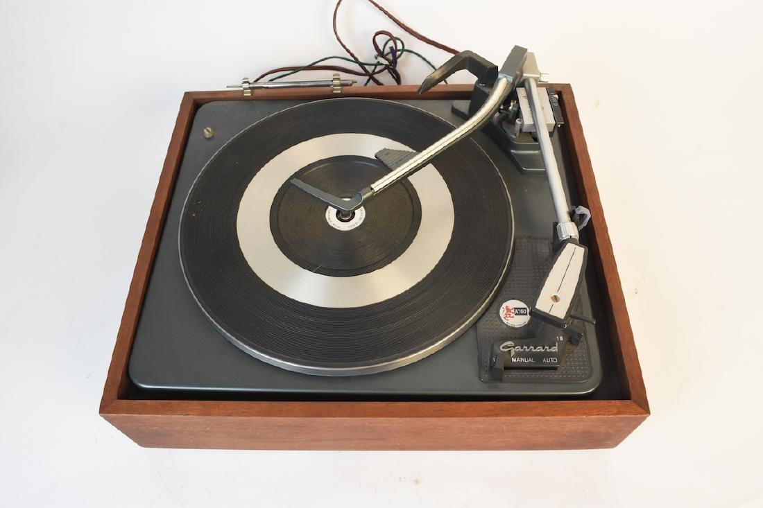 Vintage Garrard AT 60 Turntable