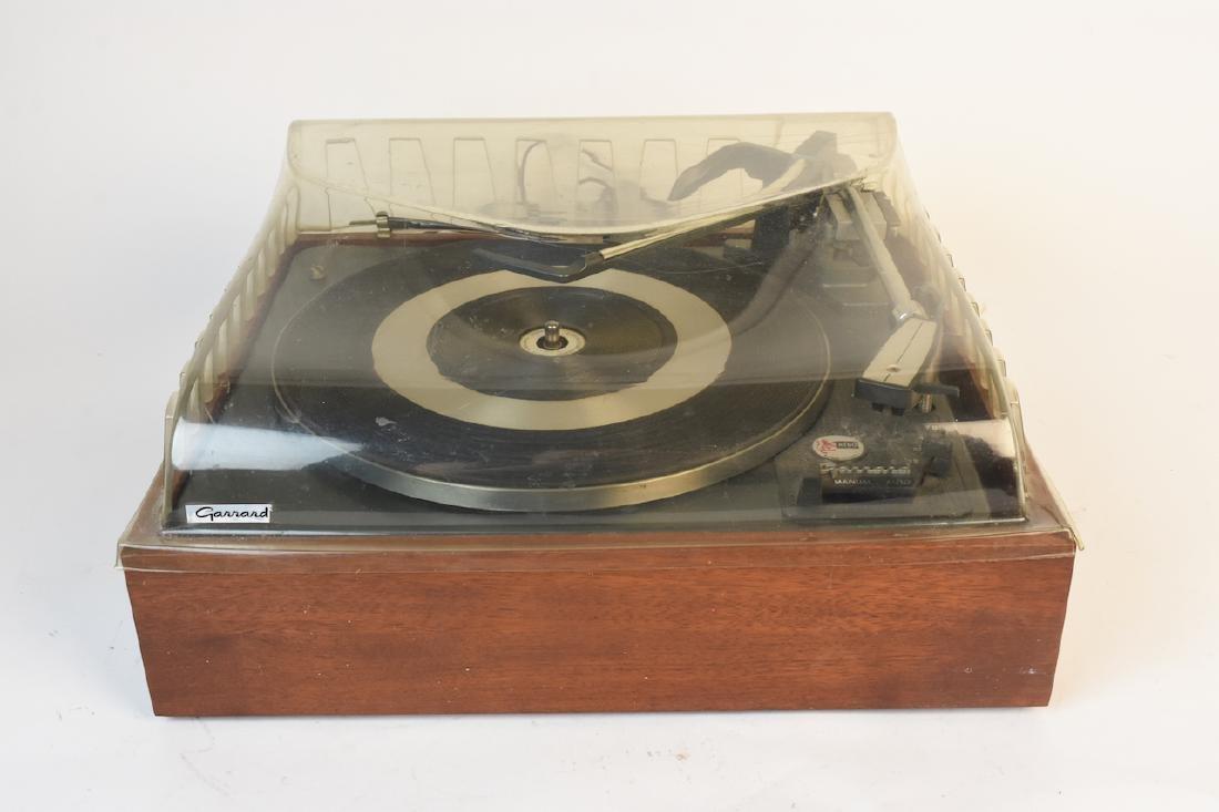 Vintage Garrard AT 60 Turntable - 2