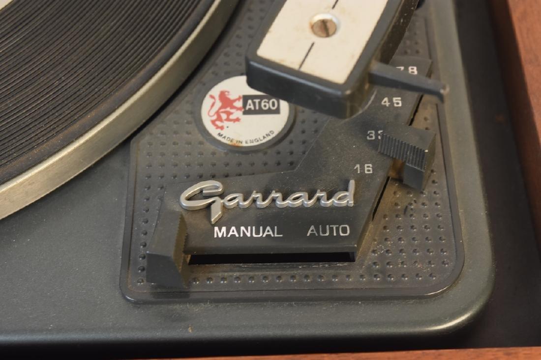 Vintage Garrard AT 60 Turntable - 3