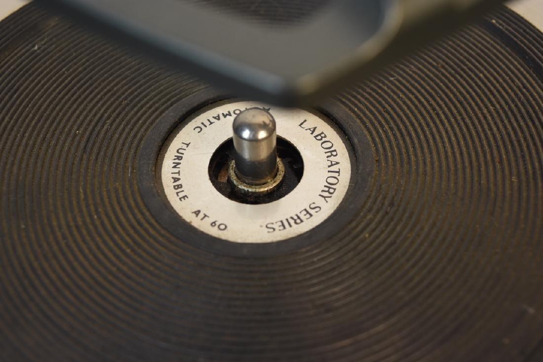 Vintage Garrard AT 60 Turntable - 4