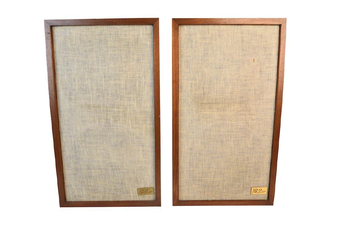 Pair of Vintage AR-2ax Speakers